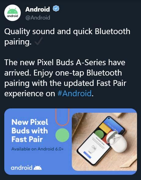 Pixel Buds Series-A leak