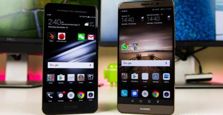 Huawei Mate 9 (MHA-L29) Stock Firmware/ROM Android 8 Oreo - Mobile