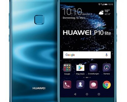 Huawei P10 Lite WAS-LX1 Stock Firmware/ROM Android 8 Oreo