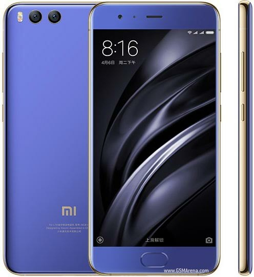 Xiaomi Mi 6 Specifications, Features and Price