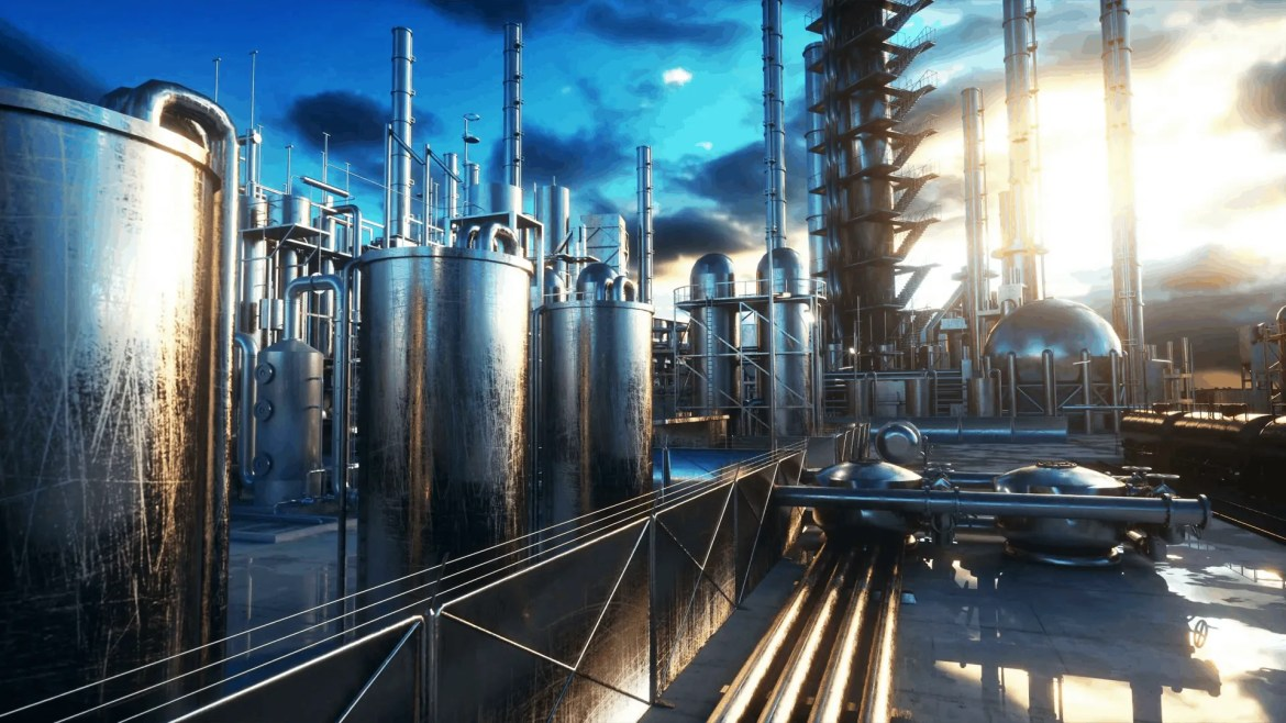 chemical storage security