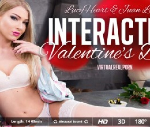 Free Full Length Anal Vr Porn Interactive Experience For Valentines Day