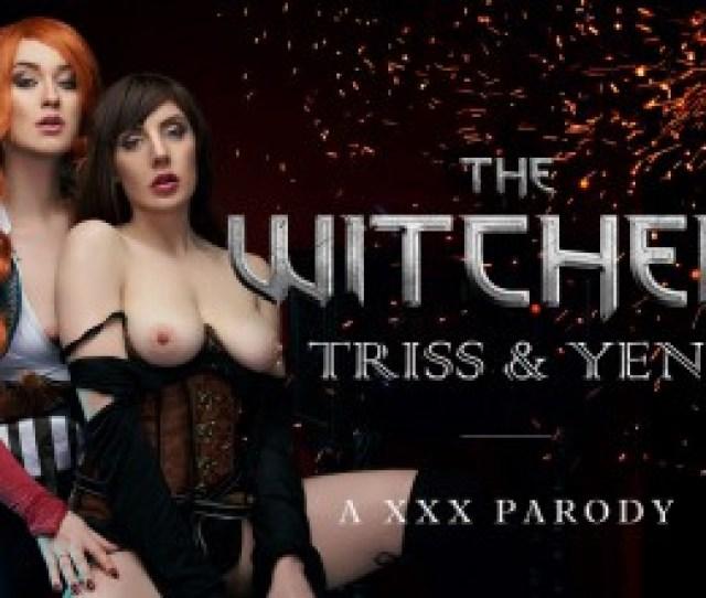 The Witcher Yen Triss In Lesbian Xxx Parody
