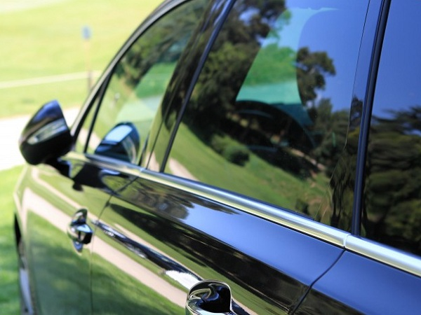 Show Your Company's Colors With Custom Window Tint Film