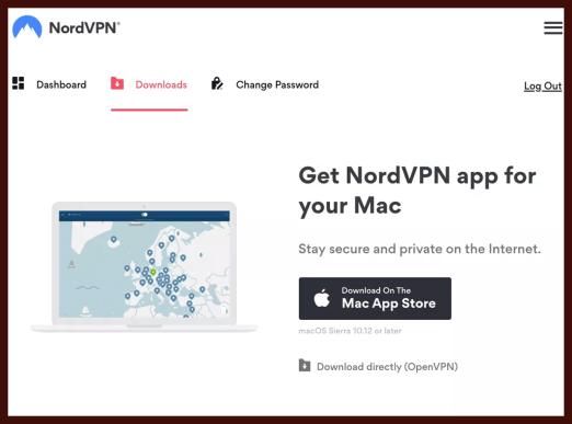 NordVPN Test Downloads