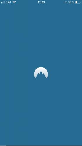 NordVPN App öffnen