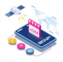 eSIM Icon