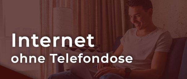 Internet ohne Telefondose
