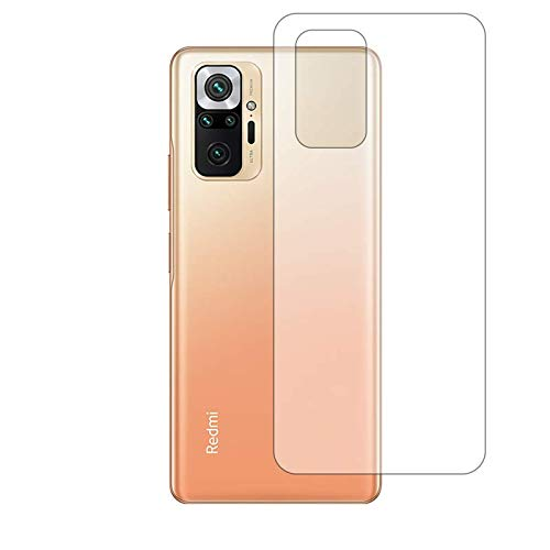 Redmi Note 10 Pro Back Protector Screen Guard Protection