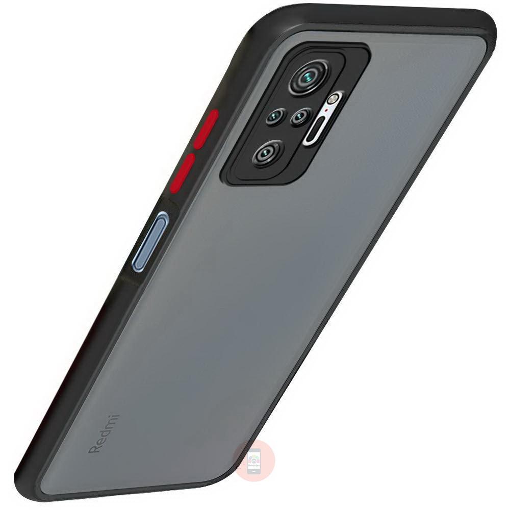 Redmi Note 10 Pro Max Camera Cover Smoke Back Case