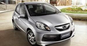 BRIO Brosur DAftar Mobil Honda Pekanbaru Bengkalis Siak Tembilahan Riau Harga PAket Simulasi Kredit Leasing Angsuran cicilan Price List Dealer