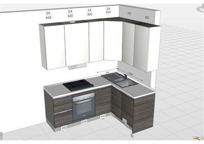 4 anni di vita in perfette condizioni. Cucine Usate Cucine Complete E Componibili Arredamento Usato A Milano