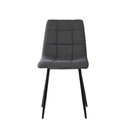 Silla Gales Gris Oscuro