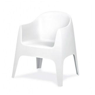 Sillón Solid V2 Blanco Vondom