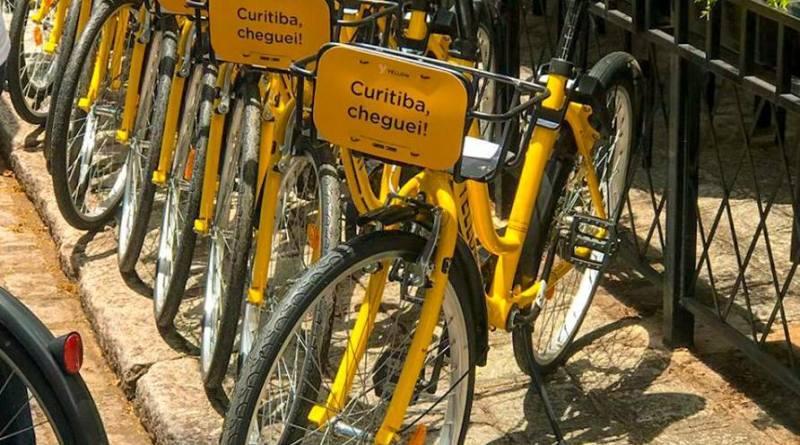 yellow curitiba