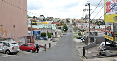 Rua Vereador Miguel Costacurta Alto Maracanã