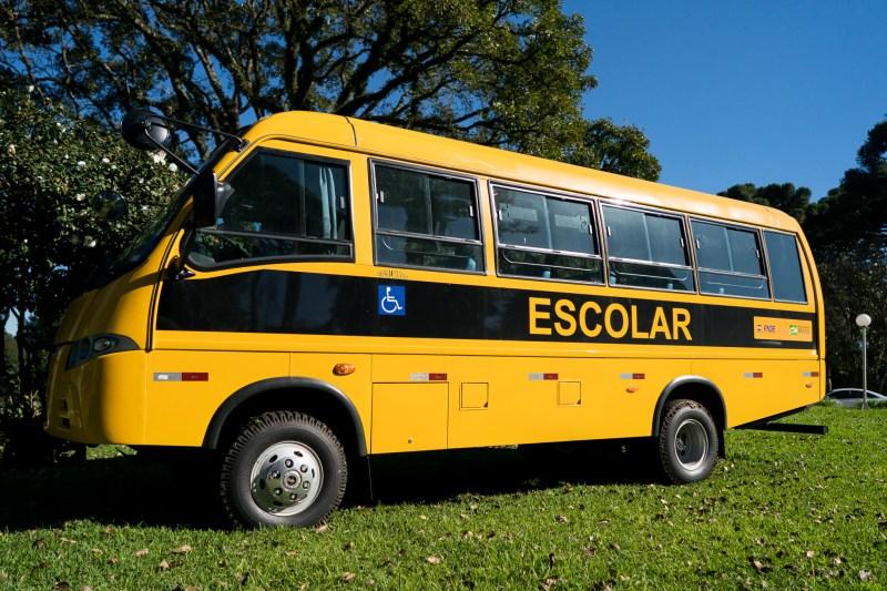 Ônibus Escolar Campo Largo