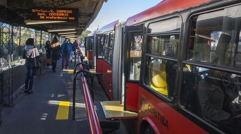 Mobilidade urbana Terminal Capão da Imbuia