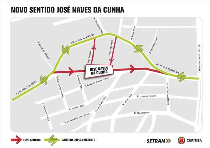 Rua José Naves da Cunha