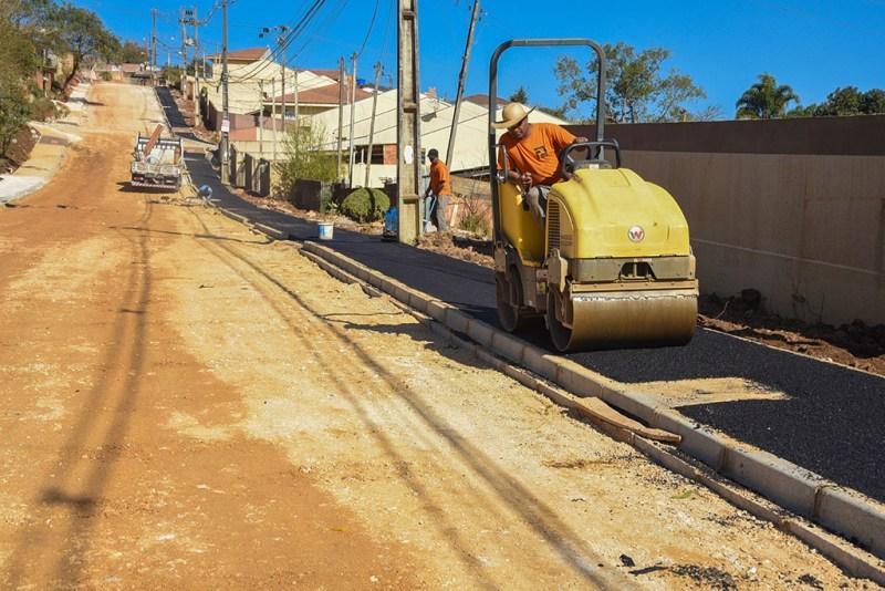 Obras na Rua do Carvalho