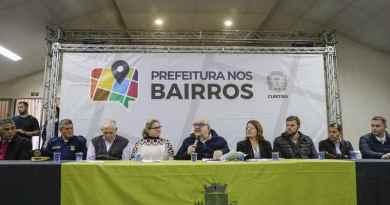 Prefeitura nos Bairros na Regional Cajuru