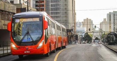Ônibus Câmara Municipal de Curitiba
