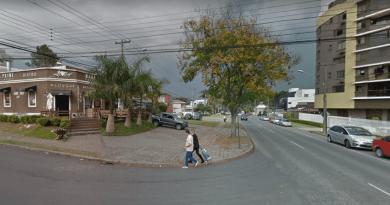 Cruzamento Avenida Silva Jardim