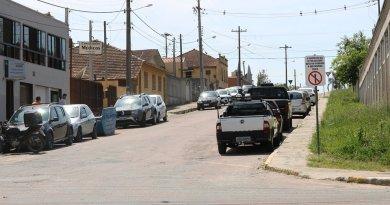 Rua na Lapa Francisco Teixeira Coelho
