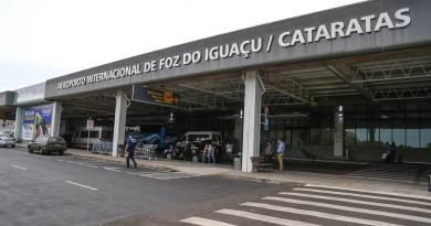 Aeroporto de Foz do Iguaçu