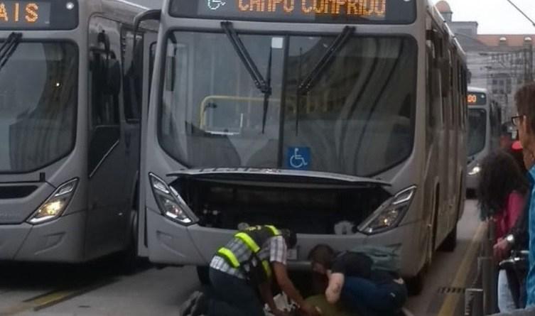 Ônibus Ligeirinho Campo Comprido Pinhais