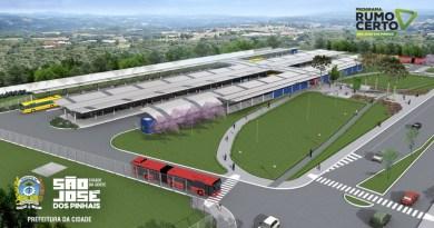 Novo Terminal no Afonso Pena