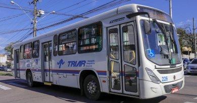 Ônibus do Triar Cartão Educard