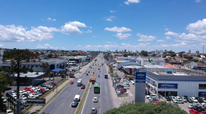 Avenida das Torres