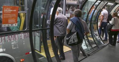 Passageiros estação-tubo Tarifa reduzida