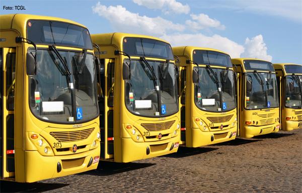 Tarifa de ônibus em Londrina