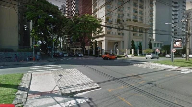 Avenida Visconde de Guarapuava