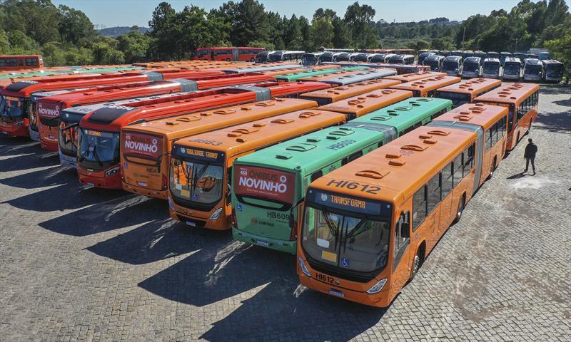 Ônibus Novos Frota