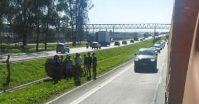 Fiat Uno Contorno Sul BR-376