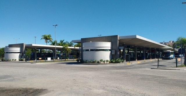 Terminal de Integração do centro