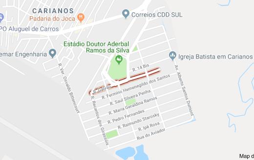 Estádio da Ressacada Carianos