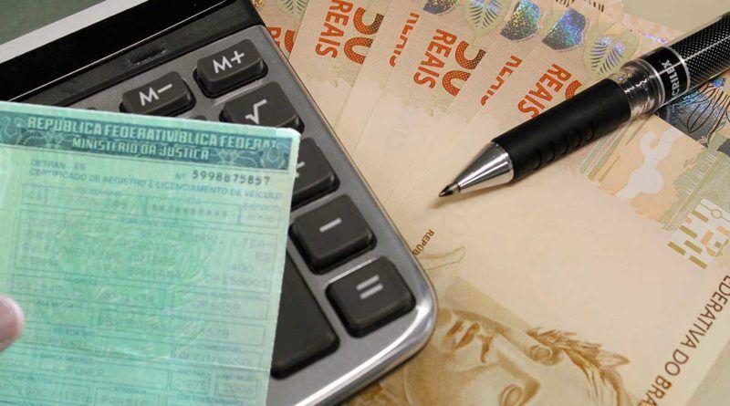 Dívidas vencidas IPVA