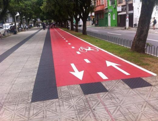 Avenida Hercílio Luz