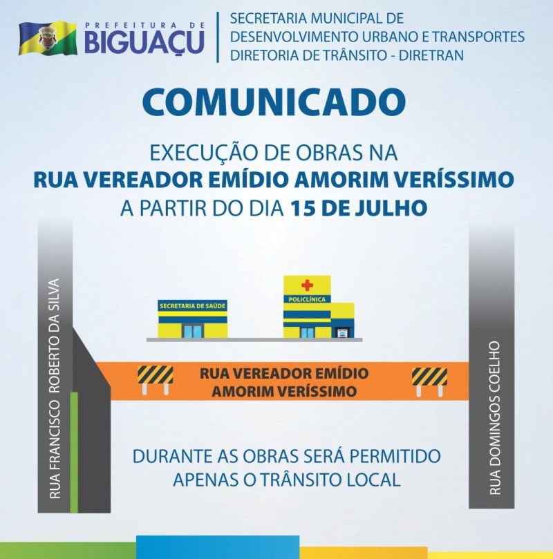 Obras Biguaçu
