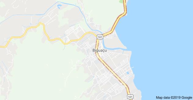 Rodovia BR-101 Biguaçu