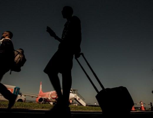 Passageiros aeroportos