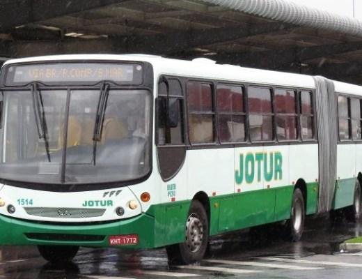 Ônibus da Jotur