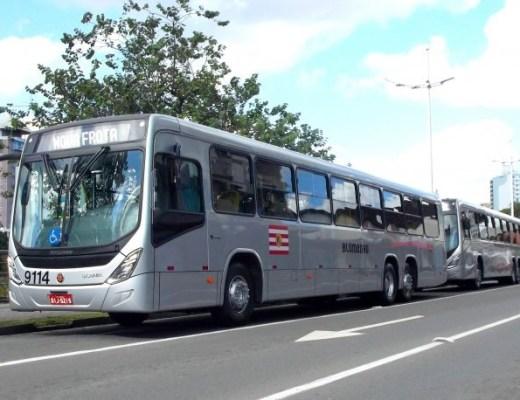 Passagem de Ônibus em Blumenau