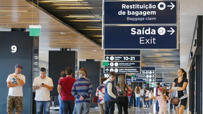 Aeroporto de Florianópolis Pesquisa