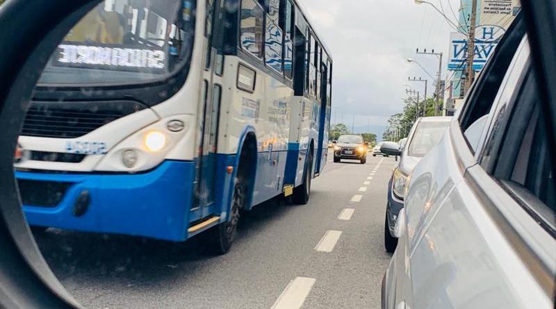 Alterações Ônibus