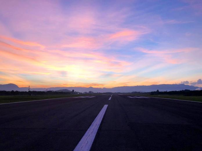 Pista Aeroporto Joinville